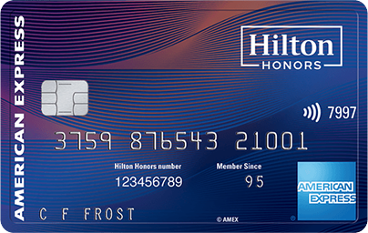 American Express Hilton Honors Aspire