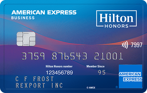 American Express Hilton Honors