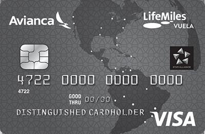 Avianca Vuela Visa®