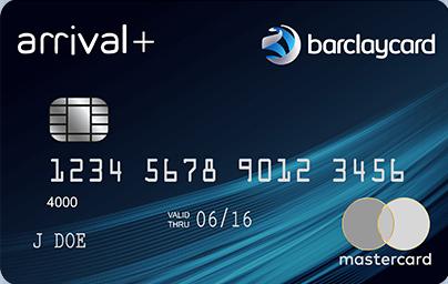 Barclaycard Arrival+