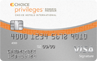 Barclaycard Choice Privileges Visa
