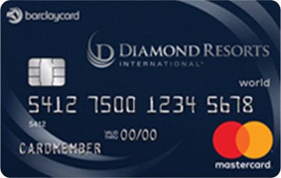 Barclaycard Diamond Resorts International Mastercard