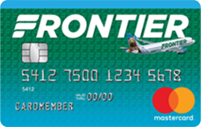 Barclaycard Frontier Airlines World Elite Mastercard