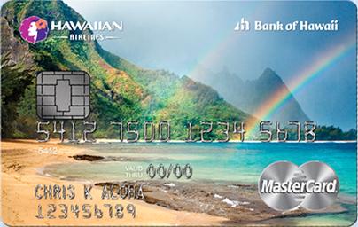 Barclaycard Hawaiian Airlines World Elite MasterCard