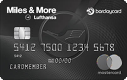 Barclaycard Lufthansa Miles and More World Elite