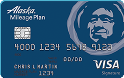 Bank of America Alaska Airlines