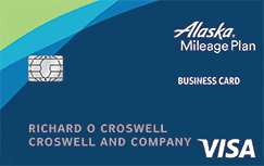 Alaska Airlines Visa® Business
