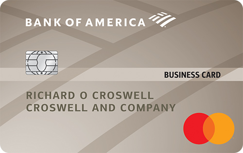 Bank of America® Platinum Visa® Business