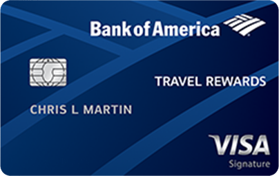 Bank of America®  Travel Rewards