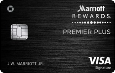 Chase Marriott Rewards Premier Plus