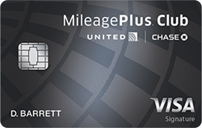 Chase United MileagePlus Club