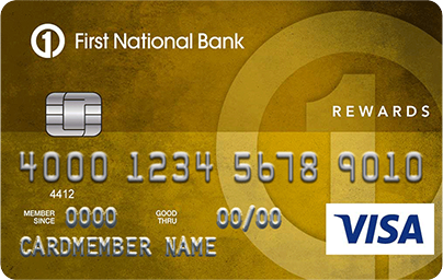 First National Bank Complete Rewards