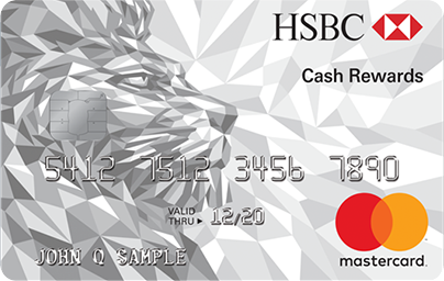 HSBC Cash Rewards