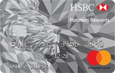 HSBC Platinum Rewards