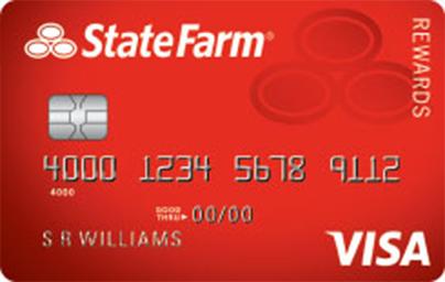 State Farm Rewards Visa